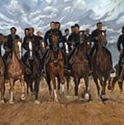 Freedom Riders Art Print
