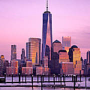 Freedom Tower Nyc Art Print