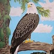 Freedom's Pride Art Print