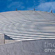 Fremantle Maritime Museum Roof 02 Art Print