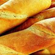 French Bread Art Print