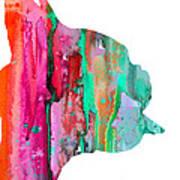 French Bulldog 12 Art Print
