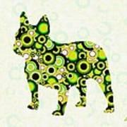French Bulldog - Animal Art Art Print