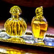 French Perfume Art Print