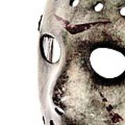 Friday The 13th Art Print by Benjamin Yeager