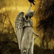 Friend Of An Angel Art Print