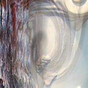 Fringe Element - Pastel Abstract Art Print