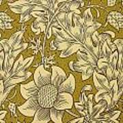 Fritillary Design 1885 Art Print