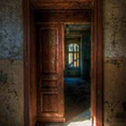 From A Door To A Window Art Print