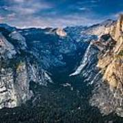 From Glacier Point Art Print