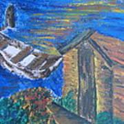 From Sea To Sun Art Print
