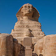 From The Feet Of The Sphinx Art Print