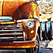 From Tucson To Tucumcari Art Print