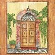 Front Door 2 Art Print