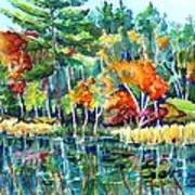 Frontenac Park Art Print