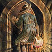 Frontispiece To Jerusalem Art Print by William Blake