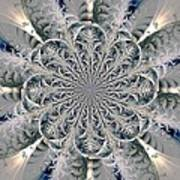 Frost Seal Art Print