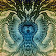 Frostroots 3 Art Print