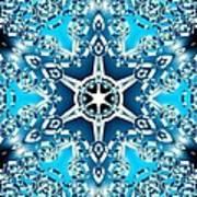 Frozen Divinity Art Print