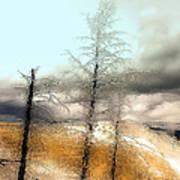 Frozen Time II Art Print