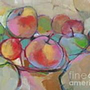Fruit Bowl #5 Art Print