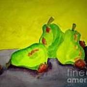 Fruit Delight Art Print