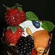 Fruit Flavor Art Print