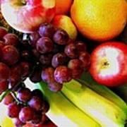 Fruit V Art Print