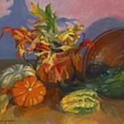 Fruits Of Fall Art Print