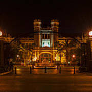 Fsu Westcott Building/ruby Diamond Auditorium Art Print by Frank Feliciano