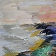 Ft. Ross Coastline Art Print