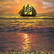 Full Sail Art Print