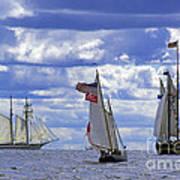 Full Sails Art Print
