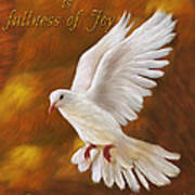 Fullness Of Joy Art Print