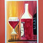 Fun Wine Time Art Print