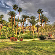 Furnace Creek Inn Art Print