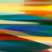 Fury Seascape 6 Art Print