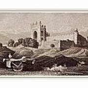 Futtepore Sikri - Agra Art Print