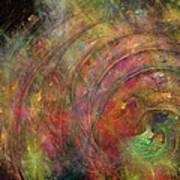 Galaxy 34g21a Art Print