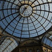 Galleria  In Milan Art Print