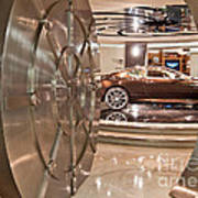 The Vault - Aston Martin Art Print
