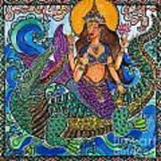 Ganga Print by Melissa Cole