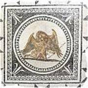 Ganymede Carried Off By Zeus Art Print
