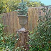 Garden Decor 2 Art Print