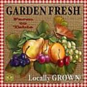 Garden Fresh-jp2386 Art Print