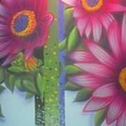 Garden Guardian Art Print