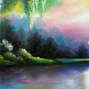 Garden Of Eden I Art Print