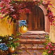 Garden Of Serenity Art Print