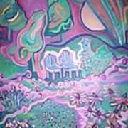 Garden Song Art Print