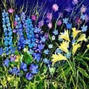Gardenflowers 563160 Art Print